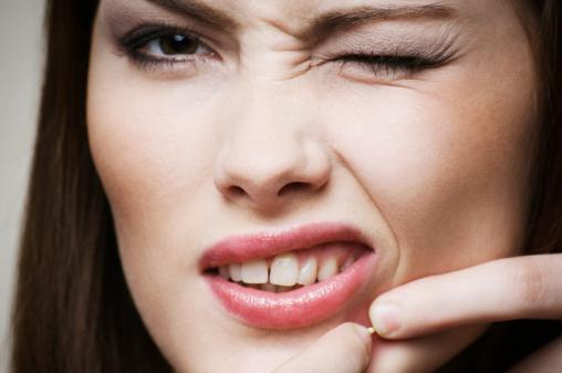 Heal facial scar