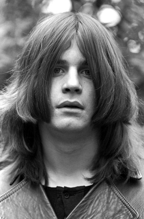Ozzy Osbourne teenager
